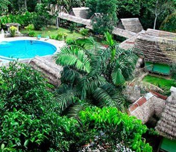 Cumaceba botanical garden