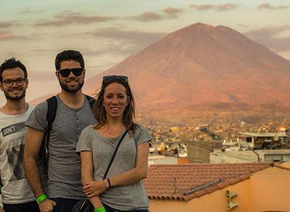 Paseo por la ciudad Arequipeña
