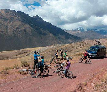 Experiencia ciclista y gastronómica de Maras Moray