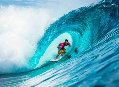 Surf & Bike Tour