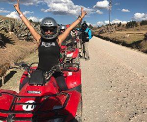 Tour Cuatrimoto Maras Moray