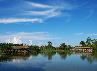 Tour Laguna Yarinacocha