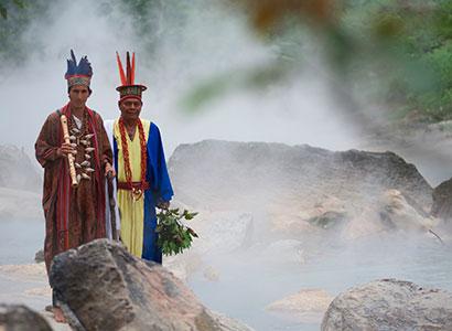 Tour Mayantuyacu – «El Río Hirviente»