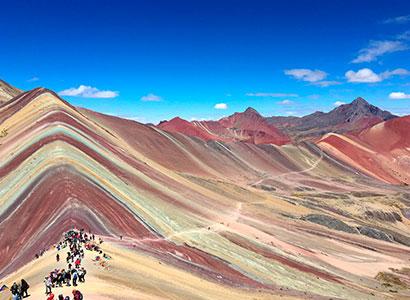 Tour Montaña de Siete Colores