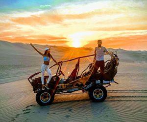 Tour de Aventura en Ica – Buggies + Sandboarding (Desde Ica)