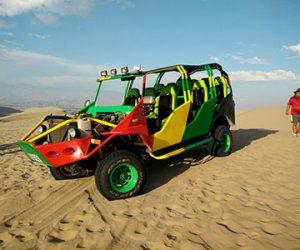 City Tour Ica + Buggie + Sandboarding (Desde Paracas)