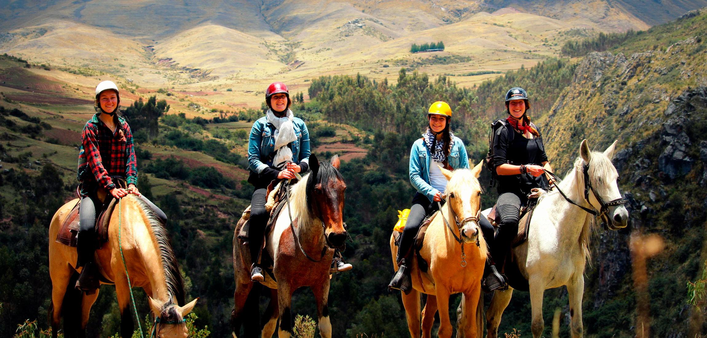Excursión en Caballo a Espinar 03 días