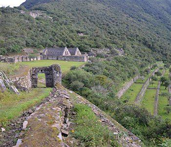 Camino Inca a Choquequirao Místico 5días-4noches
