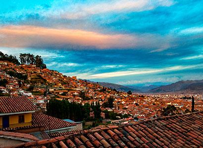 Cusco peatonal