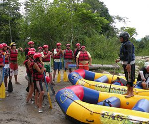 Rafting y Canotaje  – Rio Urubamba