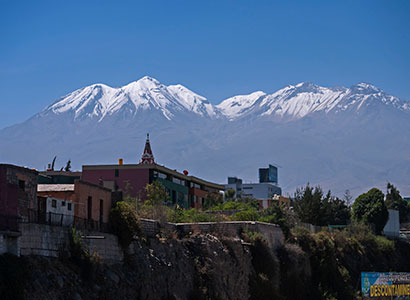 Tour Arequipa y Colca Completo