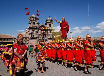 Tour Inti Raymi Cusco 2019 de 1 día