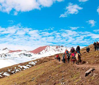 Tour de Aventura Vinicunca – Cerro Colorado 1 día