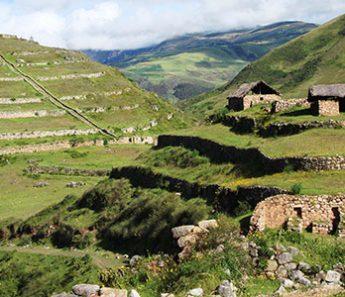 Tour en Cusco 1/2 día visita: Valle Sur, Tipón, Pikillacta y Andahuaylillas