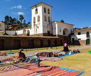 Turismo vivencial en cusco